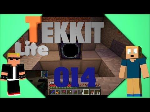 Let's Play Minecraft Tekkit Lite Together [German/HD] #14 Blackhole-Chest gesetzt!