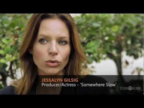 Jessalyn Gilsig (Glee) on Vikings, Somewhere Slow (Outtakes)