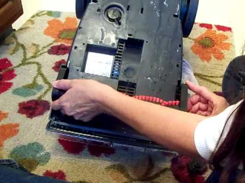 Bissell PowerSteamer Carpet Cleaner Repair