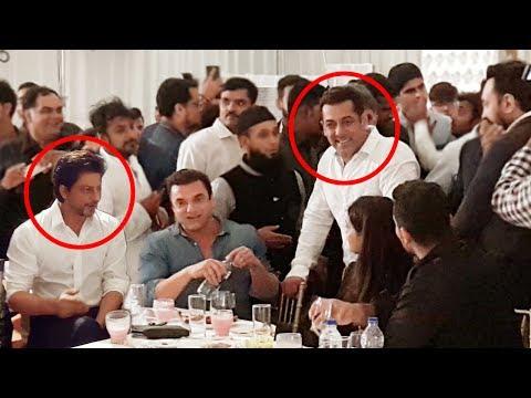 INSIDE Video Baba Siddiqui Iftar Party 2017 Full HD   Salman Khan,Shahrukh Khan,Sohail Khan streaming vf