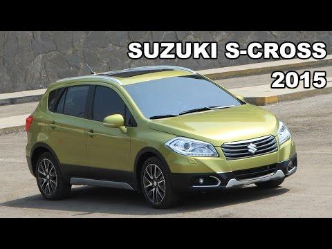 Suzuki S-Cross 2015: Derco hizo oficial su venta en Perú   Todoautos.pe