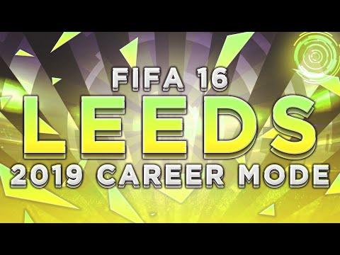 FIFA 16   MY LEEDS CAREER MODE IN 2019!