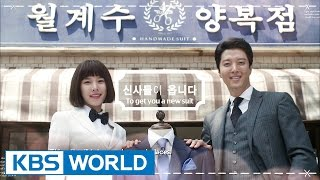 The Gentlemen of Wolgyesu Tailor Shop | 월계수 양복점 신사들 [Preview -ver.1]