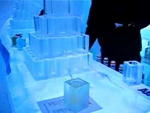 Ice Hotel 2004 - Ice Bar Part Ⅱ