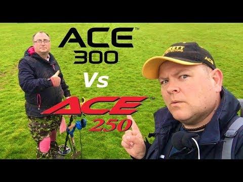 Garrett Ace 300i Vs Ace 250 Who Wins? Metal Detecting (51)