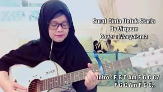 download lagu Surat Cinta Untuk Starla - Virgoun Gitar Coverwith gratis