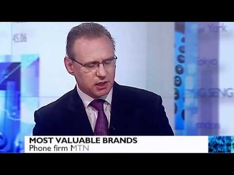 Nick Cooper:  BrandZ 2012 BBC Interview