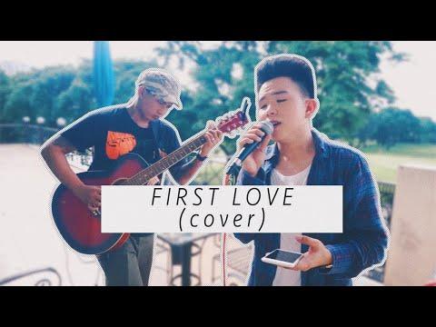 First Love - Utada Hiraku (cover) Karl Zarate