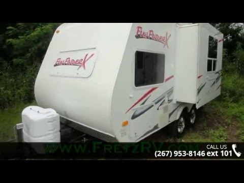 189fbs Fun Finder x 2009 Cruiser rv Fun Finder x