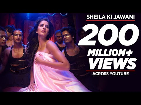 Sheila Ki Jawani Full Song Tees Maar Khan | HD with Lyrics | Katrina kaif