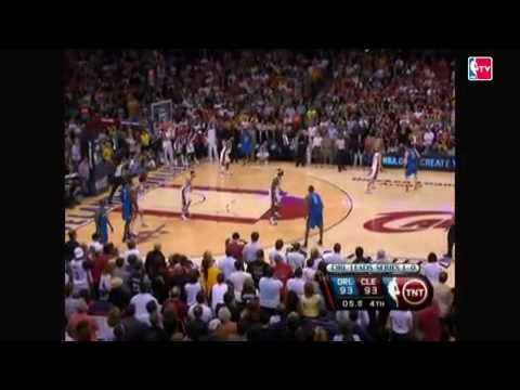 LeBron - Buzzer Beater vs. Magic
