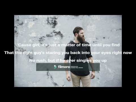 Singles You Up - Jordan Davis Lyrics