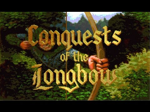 Amiga 500 Longplay [107] The Legend of Robin Hood: Conquests of the Longbow