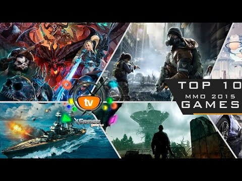 ТОП 10 MMO игр 2015 / TOP 10 MMO Games of 2015
