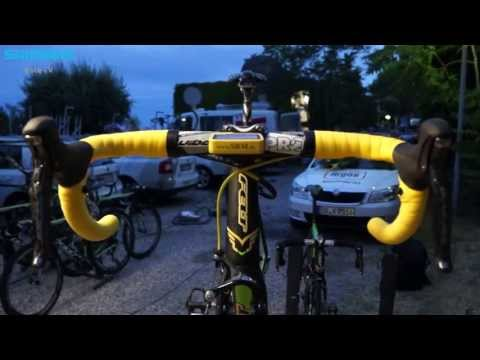 The making of Marcel Kittel's yellow bike