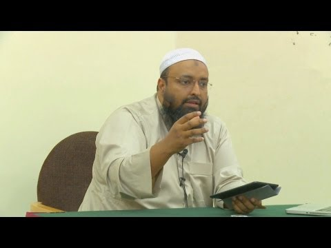 Divine Connection - Surah Al Mulk (dominion) - Day 1 - Tawfique Chowdhury video