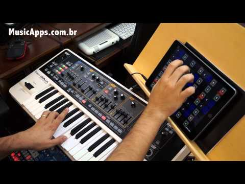 synth jam 29: ipad solo with geo synthesizer + bias fx