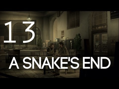 [13] A Snake's End (let's Play Metal Gear Solid 4: Guns Of The Patriots Hd W  Galm) video