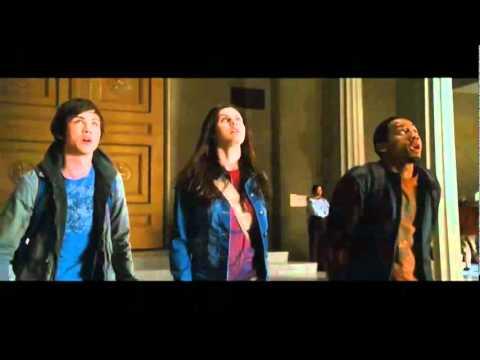 Percy Jackson e gli dei dell'Olimpo – Il ladro di fulmini (trailer)