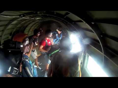 DC-3 Skydive