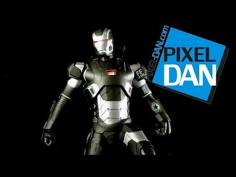 Kotobukiya Iron Man 3 War Machine ArtFX 1/6 Scale Statue Video Review