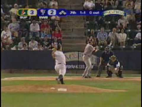 Joba Chamberlain 7th inning vs. Buffalo