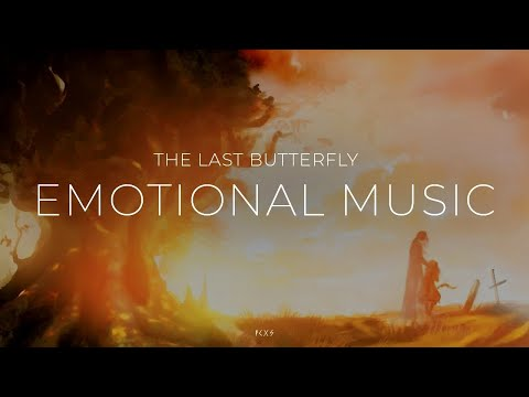 - The Last Butterfly - (beautiful Sad Piano Violin Music Soundtrack) video