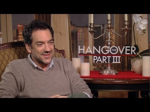 Todd Phillips - The Hangover Part III Interview HD
