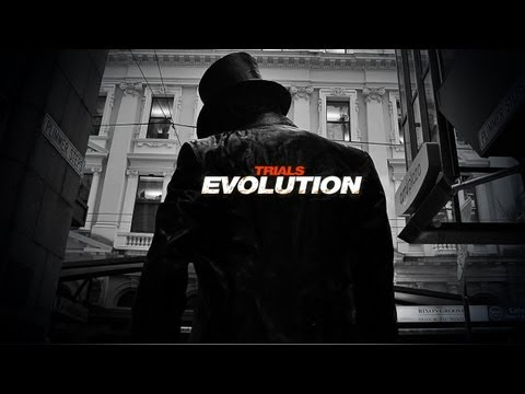 Trials Evolution - YOU'RE A MAGICIAN, NOT A WIZARD