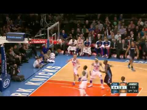 New York Knicks vs Charlotte Bobcats // 29.03.13 // Game Recap // NBA Full Highlights