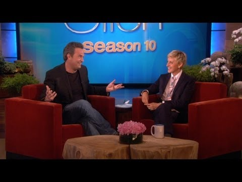 Was Matthew Perry's 'Puppets' Joke Funny?