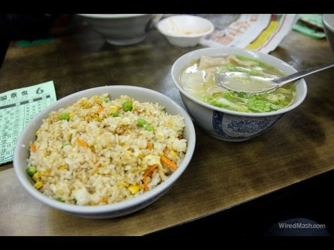 One Rice Bowl for Me - Street Food in Taiwan