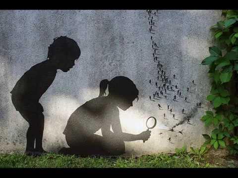 ☜♡☞Самые романтичные граффити / The most romantic graffiti☜♡☞