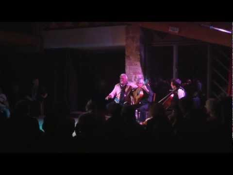 Danse Butho + flamenco - Les Nits d'Eus 2012 (Part 1)