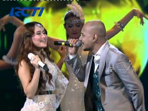 Husein feat Ayu Ting Ting - Konser Terbaik 17TH Ami Awards 2014