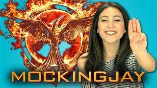 Teens React to Hunger Games: Mockingjay Part 1