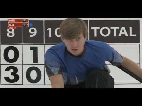 Curling Like A Boss