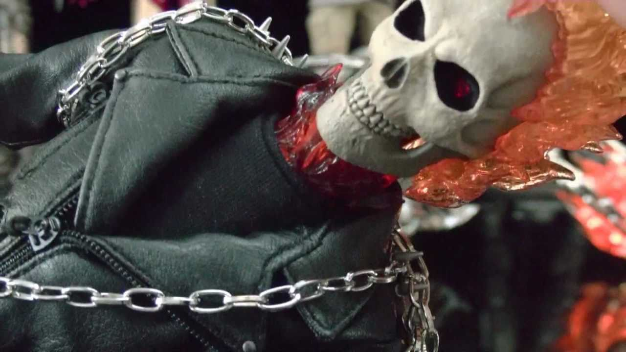 Rider Toy Hot Toys Ghost Rider Review