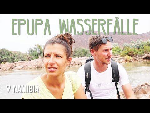 Epupa Wasserfälle • Namibia • Weltreise Vlog #146