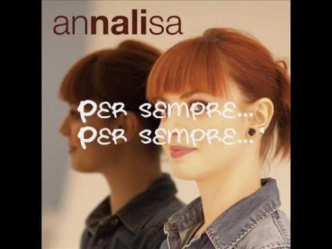 Annalisa Scarrone-Diamante Lei e Luce Lui