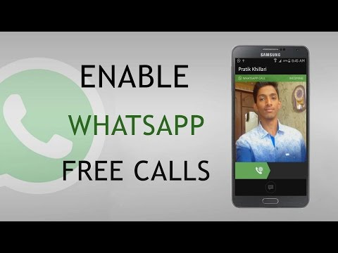 How to Enable/Activate Whatsapp Calling feature on Android without root