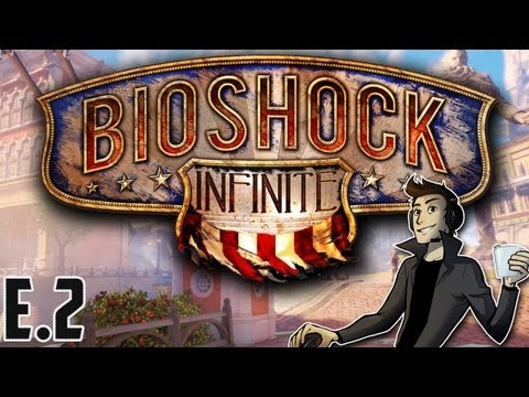 Bioshock Infinite {EP.2} - Bird Is The Word!