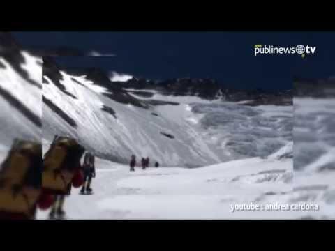 Dos guatemaltecas ante el reto más alto del mundo