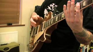 How To Play Heavy Metal Guitar - Beginners Heavy Metal Guitar Lesson