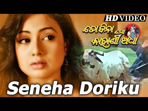 SENEHA DORIKU (SAD) | Sad Film Song I TO BINA  MO KAHANI ADHA I Archita