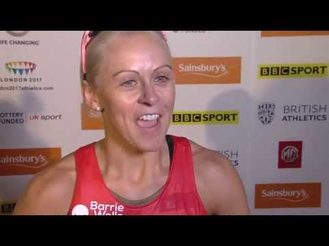 Jenny Meadows in confident mood after second straight win