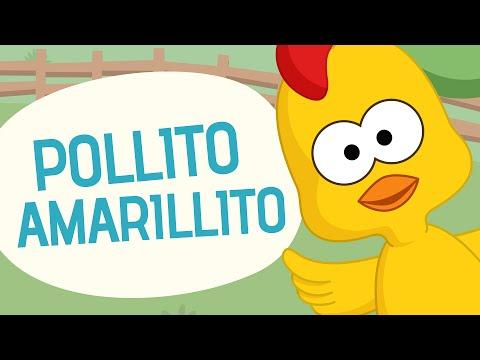 Pollito amarillito - Canciones infantiles - Toobys