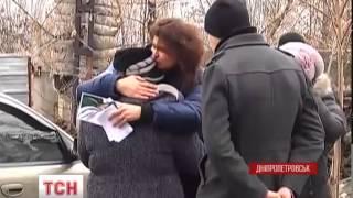 У моргах Дніпропетровська тривають процедури упізнання тіл бійців - : 0:58