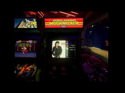 A tour of my fully loaded arcade in 'New Retro Arcade: Neon'