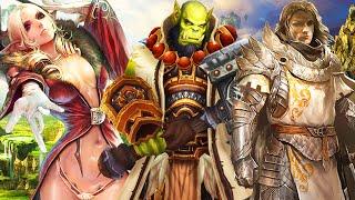 Top 10: MMORPG's